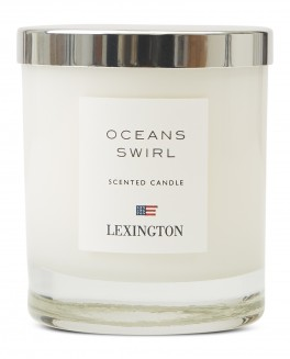 Casual Luxury Oceans Swirl Scented Candle-20