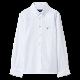 Archive Oxford B.D. Shirt, White-20