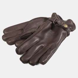 Deerskin Cloves Brown-20