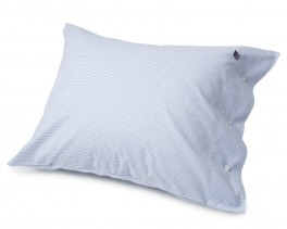 Lexington Pin Point Blue/White Pillowcase 60x63-20