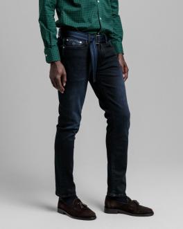 Active Recover Jeans, black vintage-20