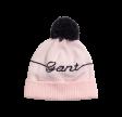 Gant Script Beanie, preppy pink