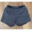 Woven Cotton Boxershorts, Blue w. dots