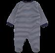 Fixoni Natdragt - mørkeblå stribet