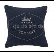 Lexington Hotel Twill Sham Pudebetræk, blå