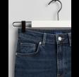 Slim Super Stretch Jeans, Dark Blue Worn