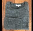Pullover Is, Grey Melange