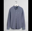 Slim Fit Tech Prep pique skjorte, persian blue