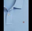 The original pique ss rugger- capri blue