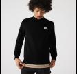 Unisex Lacoste sweatshirt - sort