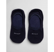 Invisible socks 2-pack - marine