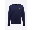 Neck sweatshirt - navy