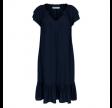Sunrise Cropped Dress - Navy