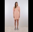Neo noir spang spring stripe dress