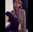 Ellison oversize blazer - Candyfloss