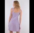Disla bellflower dress - Purple