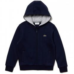 Lacoste Bleu Marin Sweatshirt