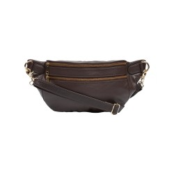 Astrid bumbag, darkbrown